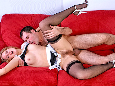 two guys with big cocks fuck gabriella silly plowing all of her